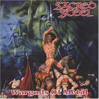 [Sacred Steel Wargods of Metal Album Cover]