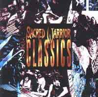 Sacred Warrior Classics Album Cover