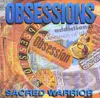 Sacred Warrior Obsessions Album Cover