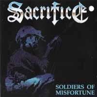 [Sacrifice Soldiers Of Misfortune Album Cover]