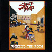 [Saddle Tramp Working The Room Album Cover]