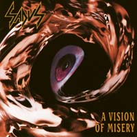 [Sadus A Vision Of Misery Album Cover]