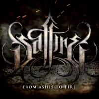 Saffire From Ashes To Fire Album Cover