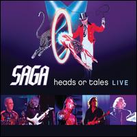 [Saga Heads Or Tales: Live Album Cover]