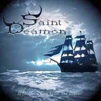 [Saint Deamon In Shadows Lost From The Brave Album Cover]