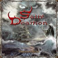 [Saint Deamon Pandeamonium Album Cover]