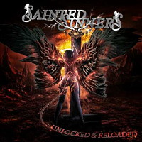[Sainted Sinners Unlocked and Reloaded Album Cover]
