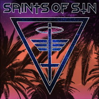 [Saints of Sin Saints of Sin Album Cover]