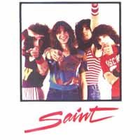 [Saint Saint Album Cover]