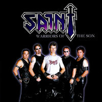[Saint Warriors of the Son Album Cover]
