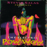 [Stevie Salas Colorcode The Electric Pow Wow Album Cover]