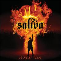 [Saliva Rise Up Album Cover]