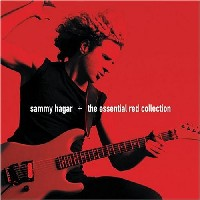 Sammy Hagar The Essential Red Collection Album Cover