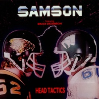 Samson Head Tactics Album Cover