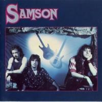 [Samson Samson Album Cover]