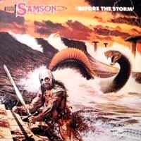 [Samson Before The Storm Album Cover]