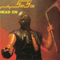 Samson Head On Album Cover