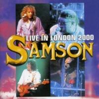 [Samson Live in London 2000 Album Cover]