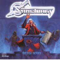 [Sanctuary Refuge Denied Album Cover]