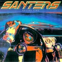 [Santers Racing Time Album Cover]