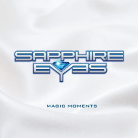 [Sapphire Eyes Magic Moments Album Cover]
