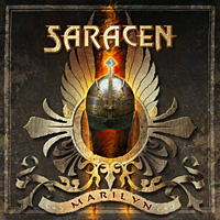 [Saracen Marilyn Album Cover]