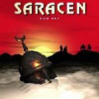 [Saracen Red Sky Album Cover]