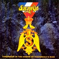[Sarajevo Tomorrow in the Hands of Yesterday's Man Album Cover]