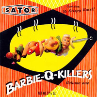 [Sator Barbie-Q-Killers Album Cover]