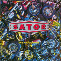 [Sator Headquake Album Cover]