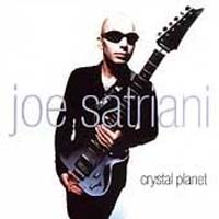 [Joe Satriani Crystal Planet Album Cover]