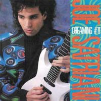 [Joe Satriani Dreaming No. 11 Album Cover]