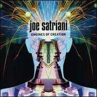 [Joe Satriani Engines Of Creation Album Cover]