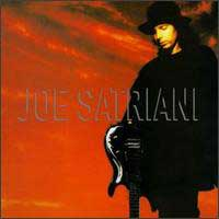 [Joe Satriani Joe Satriani Album Cover]
