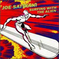 [Joe Satriani Surfing With the Alien Album Cover]