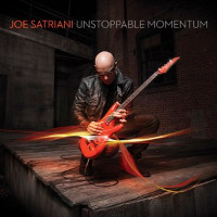 [Joe Satriani Unstoppable Momentum Album Cover]