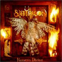 [Satyricon Nemesis Divina Album Cover]