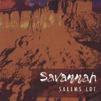 [Savannah Salem's Lot Album Cover]