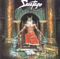[Savatage Hall of the Mountain King Album Cover]
