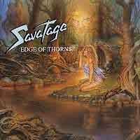 [Savatage Edge of Thorns Album Cover]