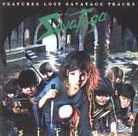 [Savatage Sirens Album Cover]