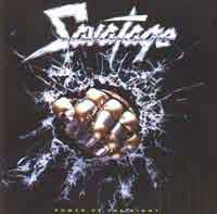 [Savatage Power of the Night Album Cover]
