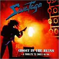 Savatage Ghost In The Ruins - A Tribute to Criss Oliva Album Cover
