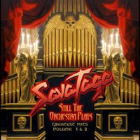 [Savatage Still The Orchestra Plays (Greatest Hits Vol. 1 and 2) Album Cover]