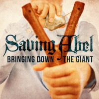 [Saving Abel Bringing Down the Giant Album Cover]