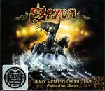 [Saxon Heavy Metal Thunder - Live: Eagles Over Wacken (Bonus Discs) Album Cover]