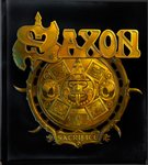 [Saxon Sacrifice Album Cover]