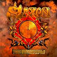 [Saxon Into the Labyrinth (Special Edition) Album Cover]