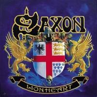 [Saxon Lionheart Album Cover]