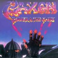 [Saxon Power And The Glory Album Cover]